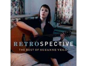 SUZANNE VEGA - Retrospective: Best Of Suzanne Vega (CD)