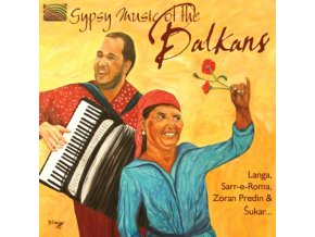 VARIOUS ARTISTS - Gypsy Music Of The Balkans (CD)
