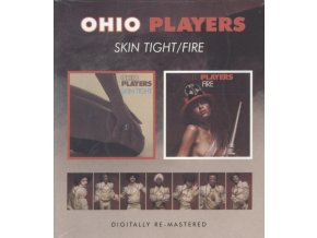 OHIO PLAYERS - Skin Tight / Fire (24Bit Remastered) (CD)