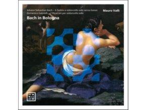 MAURO VALLI - Bach In Bologna (CD)