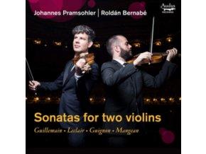 ENSEMBLE DIDEROT / JOHANNES PRAMSOHLER - Sonatas For Two Violins: Guillemain - Leclair - Guignon - Ma (CD)