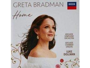 GRETA BRADMAN - Home (CD)