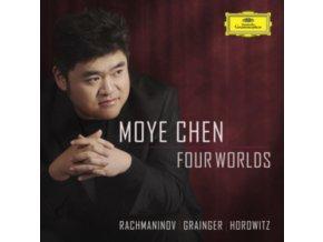 MOYE CHEN - Four Worlds: Rachmaninov. Grainger. Horowitz (CD)