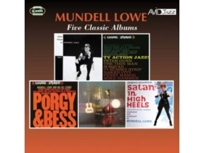 MUNDELL LOWE - Five Classic Albums (CD)