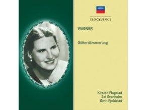 KIRSTIN FLAGSTAD / SET SVANHOLM / OSLO PHILHARMONIC ORCHESTRA - Wagner: Gotterdammerung (CD)
