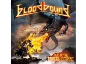 BLOODBOUND - Rise Of The Dragon Empire (CD)