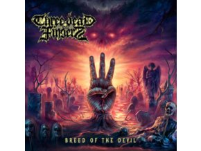 THREE DEAD FINGERS - Breed Of The Devil (CD)