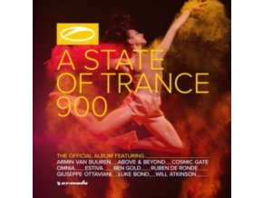 VARIOUS ARTISTS - A State Of Trance 900 (CD)