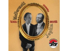 TOM MCDERMOTT - Tom Mcdermott Meets Scott Joplin (CD)