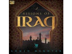 AHMED MUKHTAR - Visions Of Iraq (CD)