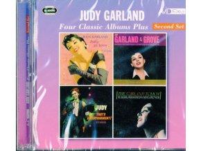 JUDY GARLAND - Four Classic Albums Plus (CD)