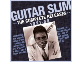 GUITAR SLIM - The Complete Releases 1951-58 (CD)