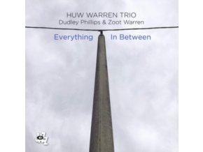 HUW WARREN TRIO - Everything In Between (CD)