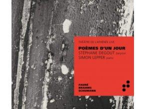 STEPHANE DEGOUT / SIMON LEPPER - Poemes DUn Jour (CD)