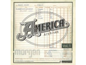 AMERICA - Archives. Vol. 1 (CD)