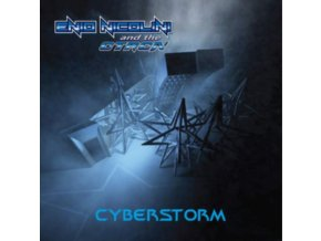 ENIO NICOLINI AND THE OTRON - Cyberstorm (CD)