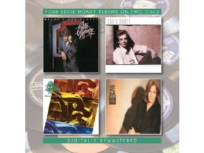 EDDIE MONEY - Wheres The Party? / Cant Hold Back / Nothing To Lose / Right Here (CD)