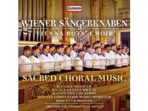 VIENNA BOYS CHOIR - Sacred Choral Music (CD Box Set)