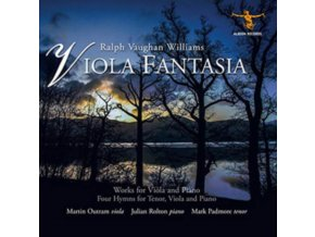 MARTIN OUTRAM / JULIAN ROLTON & MARK PADMORE - Vaughan Williams: Viola Fantasia - Works For Viola And Piano (CD)