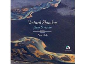 VESTARD SHIMKUS - Vestard Shimkus Plays Scriabin (CD)