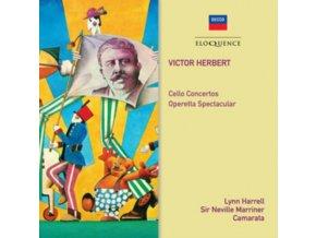 ASMIF / KINGWASY SYM ORCHESTRA / NEVILLE MARRINER - Herbert: Cello Concertos / Operetta Spectacular (CD)