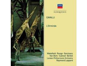 LONDON PHILHARMONIC ORCHESTRA / RAYMOND LEPPARD - Cavalli: LOrmindo (CD)
