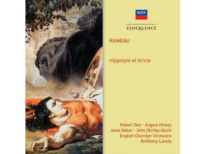 ENGLISH CHAMBER ORCHESTRA / ST. ANTHONY SINGERS - Rameau: Hippolyte Et Aricie (CD)