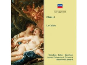 GLYNDEBOURNE FESTIVAL OPERA CHORUS / LPO / LEPPARD - Cavalli: La Calisto (CD)