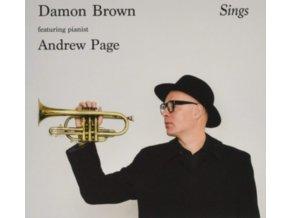 DAMON BROWN - Sings (CD)