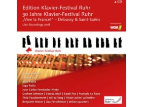 SERGEI REDKIN / JAMINA GERL / MAO FUJITA & OTHERS - Edition Klavier-Festival Ruhr Vol. 37: Vive La France! (CD)