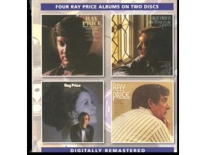 RAY PRICE - Lonesomest Lonesome / Shes Got To Be A Saint / Youre The Best Thingthat Ever Happened / To Me / If You Ever Change Your Mind (CD)