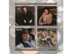 MICKEY GILLEY - Songs We Made Love To / Thats All That Matters To Me / You Dont Knowme / Put Your Dreams Away (CD)