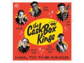 CASH BOX KINGS - Hail To The Kings! (CD)