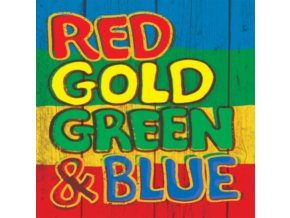 VARIOUS ARTISTS - Red Gold Green & Blue (CD)