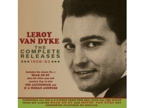 LEROY VAN DYKE - The Complete Releases 1956-62 (CD)