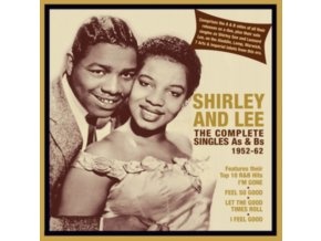 SHIRLEY AND LEE - The Complete Singles As & Bs 1952-62 (CD)