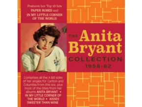 ANITA BRYANT - The Anita Bryant Collection 1958-62 (CD)