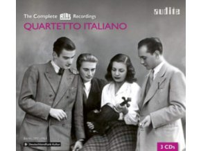 QUARTETTO ITALIANO - The Complete Rias Recordings (CD)
