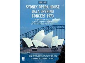 BIRGIT NILSSON / SYDNEY SYMPHONY ORCHESTRA / MACKERRAS - Sydney Opera House Gala Opening Concert 1973 - Highlights (CD + DVD)