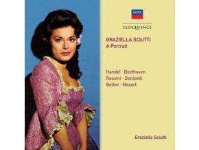 RICHARD BONYNGE / LORIN MAAZEL / VARIOUS ORCHESTRAS - Graziella Sciutti - A Portrait (CD)