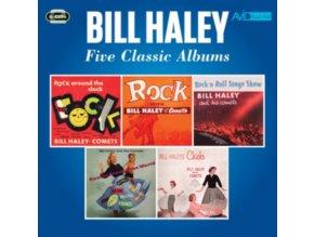 BILL HALEY - Five Classic Albums (CD)