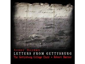 AMANDA HEIM / LEE POULIS / THE GETTYSBURG COLLEGE CHOIR / ROBERT NATTER - Dorman: Letters From Gettysburg. After Brahms. Nigunim (CD)