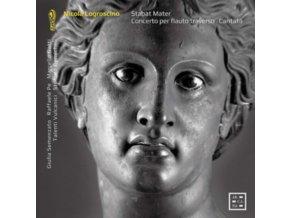 GIULIA SEMENZATO / RAFFAELE PE / MARCELLO GATTI / TALENTI VULCANICI - Nicola Logroscino: Stabart Mater / Concerto Per Flauto / Cantata (CD)