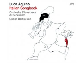 LUCA AQUINO - Italian Songbook (CD)