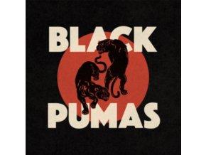 BLACK PUMAS - Black Pumas (CD)