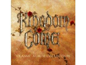 KINGDOM COME - Get It On - 1988-1991 (CD)