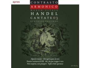 CONTRASTO ARMONICO - Handel: Cantate 03 (CD)