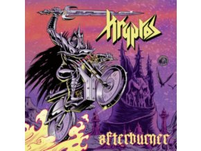 KRYPTOS - Afterburner (CD)