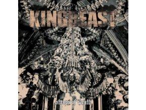 KINGBEAST - Straps Of Wrath (CD)
