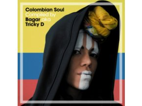 BAGAR AKA TRICKY D - Colombian Soul (Compiled By Bagar Aka Tricky D) (CD)